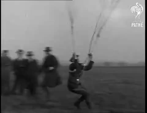 Watch and share Balloon Jumping (1930-1939) GIFs on Gfycat
