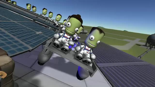 Watch and share KSP - Spinner GIFs by swdennis on Gfycat