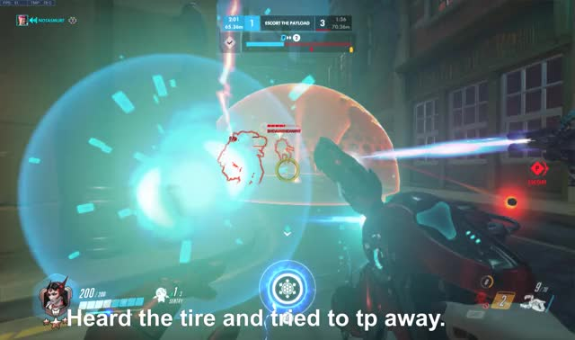 Watch and share Overwatch GIFs by superlala on Gfycat