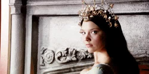 Watch Anne Boleyn (The Tudors) GIF on Gfycat. Discover more related GIFs on Gfycat