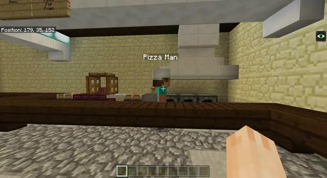 Watch and share Minecraft Restaurant NPC Test GIFs on Gfycat