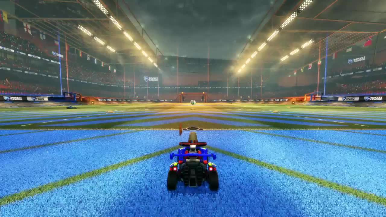 ps4share, rocketleague, sony interactive entertainment, Rocket League: First Rebound Goal GIFs