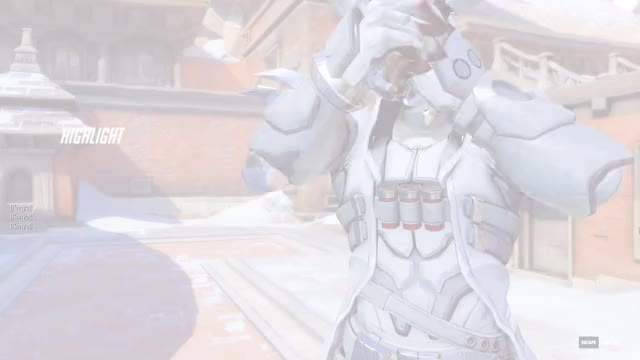 Watch and share Overwatch GIFs and Reaper GIFs by Yoneji Kan on Gfycat