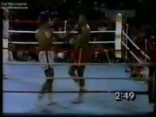 Watch muhammad ali knockout foreman GIF on Gfycat. Discover more foreman is dying ali knockout GIFs on Gfycat
