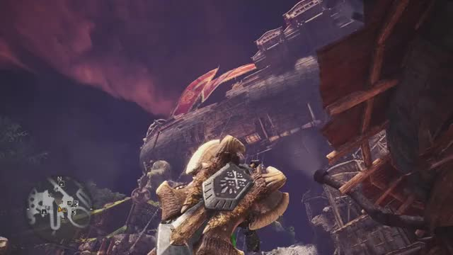 Watch MHW - Helmet GIF by @windjamm on Gfycat. Discover more related GIFs on Gfycat