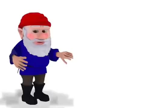 Watch You Have Been Gnomed GIF on Gfycat. Discover more Elf, Goblin, fairy, gnome, greeting, noggin GIFs on Gfycat