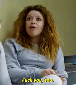 Watch and share Natasha Lyonne GIFs and Yael Stone GIFs on Gfycat