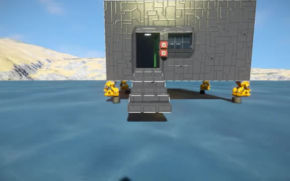 Watch and share Small Ship Airlock Example GIFs by suchsneak on Gfycat