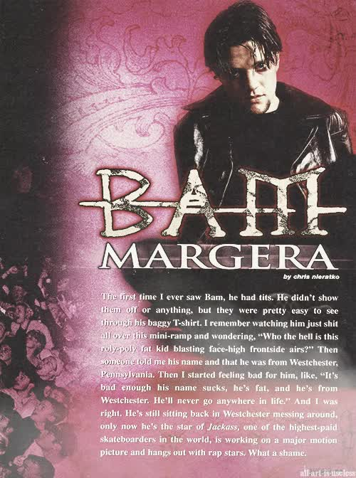 Watch and share Bam Margera Viva La Bam Gif GIFs on Gfycat