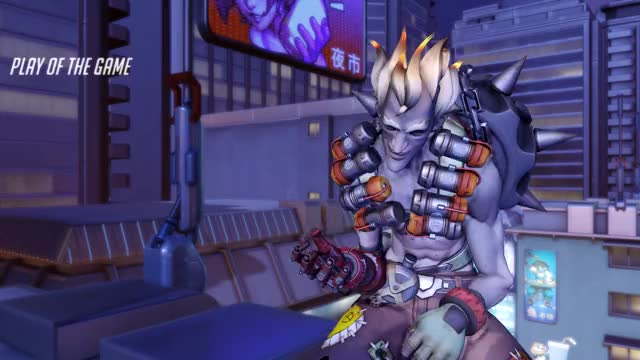 Watch and share Overwatch GIFs and Junkrat GIFs by vinceblood on Gfycat