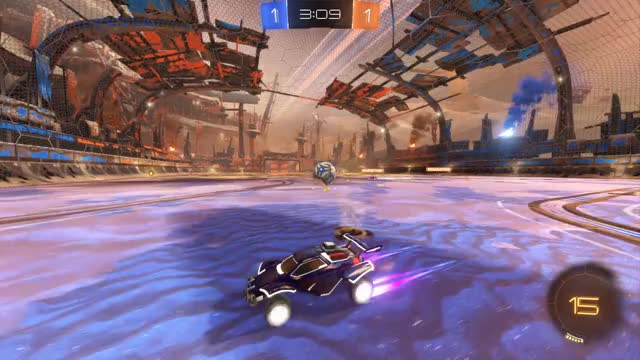 Watch Goal 3: Hayabusa ツ GIF by Gif Your Game (@gifyourgame) on Gfycat. Discover more Gif Your Game, GifYourGame, Goal, Hayabusa ツ, Rocket League, RocketLeague GIFs on Gfycat