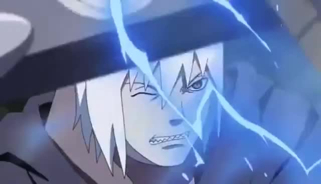 Watch and share HD Naruto 15 Minutes Of Lightning Style GIFs on Gfycat