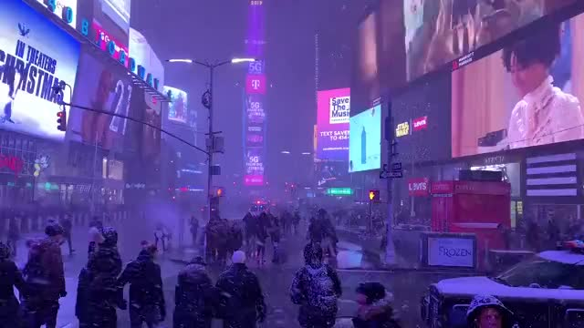 Watch and share Snow Flurry GIFs and Snow Squall GIFs by Vinegret on Gfycat