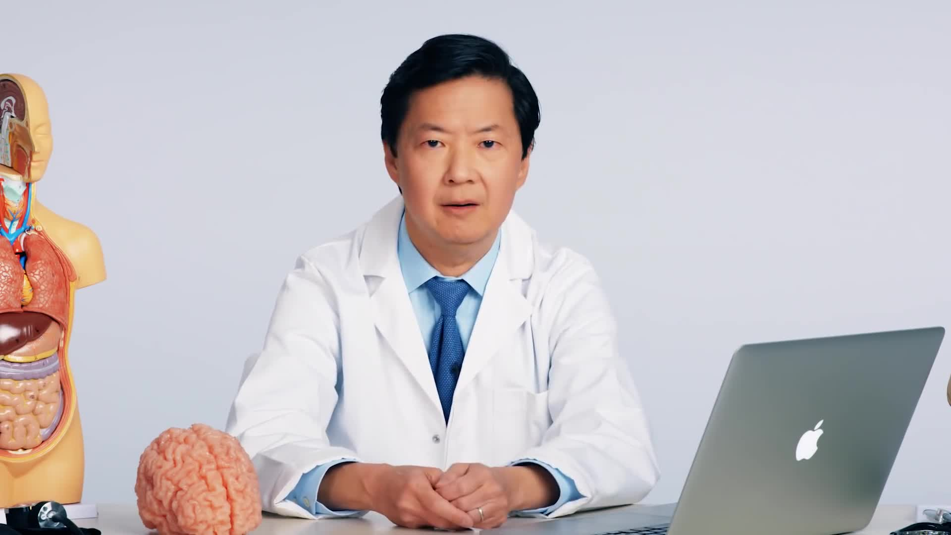 celebs, doctor, dr ken, innovation, ken, ken jeong, ken jeong answer, ken jeong answers, ken jeong doctor, ken jeong funny, ken jeong interview, Ken Jeong Answers More Medical Questions From Twitter | Tech Support | WIRED GIFs