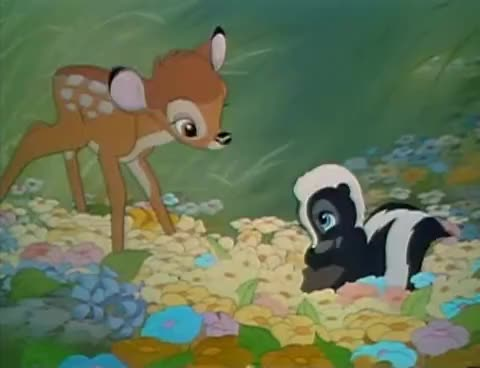 Watch and share Bambi GIFs on Gfycat