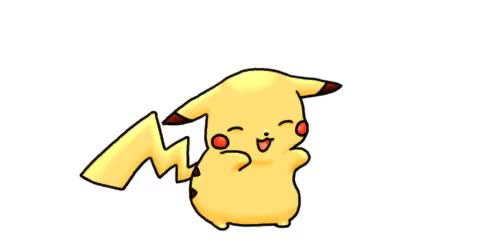 Watch and share Pika Dance.gif GIFs by Streamlabs on Gfycat
