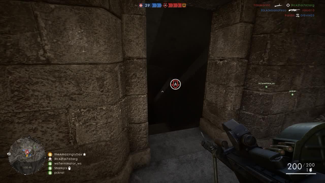 battlefield1, Suicide mission, but how'd he survive GIFs