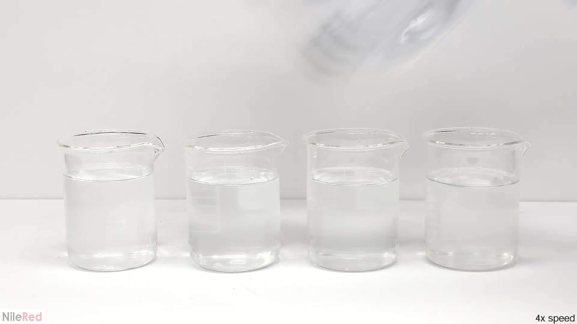 chemicalreactiongifs, chemistry, nilered, The oscillating Briggs-Rauscher reaction GIFs