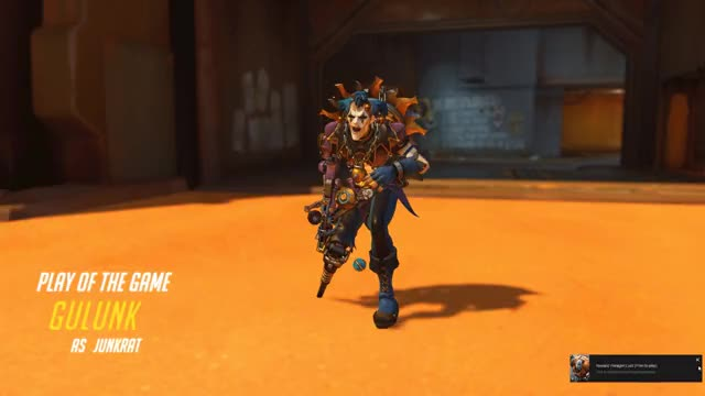 Watch and share JunkRat POTG Sub 010132 GIFs by gulunk on Gfycat