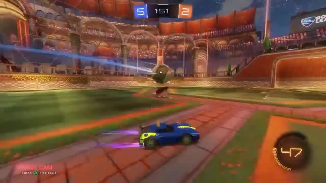 Watch Dirty Accident GIF by @realburntrees on Gfycat. Discover more Rocket League, ps4share, rocketleague, sony interactive entertainment GIFs on Gfycat