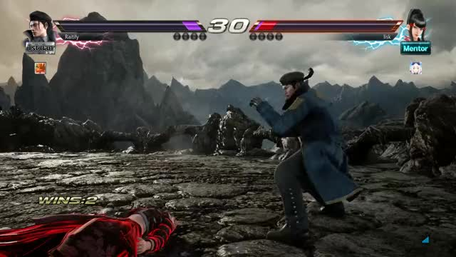 Watch and share Tekken GIFs by rairai on Gfycat
