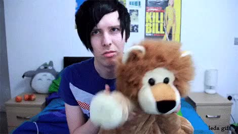 Watch 80% YouTubers GIF on Gfycat. Discover more Adorable, Adorkable, AmazingPhil, Cute, Dan Howell, Danosaur, Danosaurs, Funny, Happy Little Pill, My Happy Little Pill, Phil Lester, Phillion, Phillions, Troye Mellet, Troye Sivan, Troye Sivan Mellet, Tryxe, YouTube, YouTuber, YouTubers, danisnotonfire, dinosaur, dinosaurs, lion, lions GIFs on Gfycat