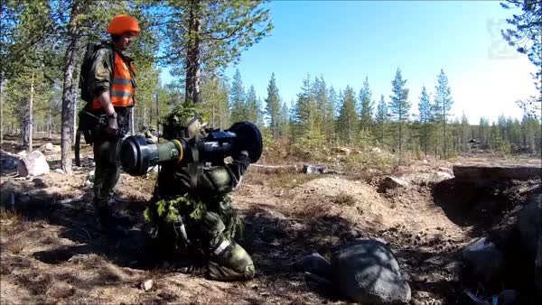 Watch and share Finnish Army MBT LAW GIFs by ssalami on Gfycat