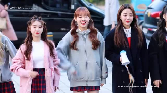 Watch and share Locomotion GIFs by Stan LOONA Bitches on Gfycat