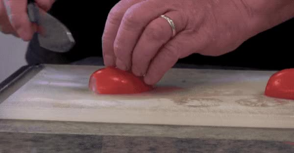 Watch and share Kitchen Knife GIFs and Cutting GIFs by samchon85 on Gfycat
