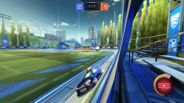 Watch and share Rocket League (32-bit, DX9) 20 01 2018 11 52 21 P. M. GIFs by tyrannical on Gfycat
