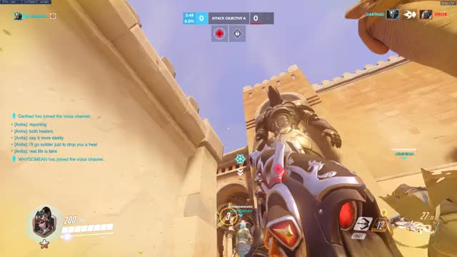 Watch and share Overwatch GIFs by confliction on Gfycat