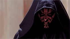 a new hope, anakin skywalker, attack of the clones, darth maul, darth vader, leia organa, luke skywalker, obi-wan kenobi, padme amidala, return of the jedi, revenge of the sith, star wars, sw edit, the empire strikes back, the phantom menace, we are not like the others. we have claws for a reason. GIFs