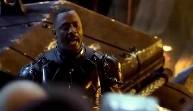 Watch and share Pacific Rim GIFs and Idris Elba GIFs on Gfycat
