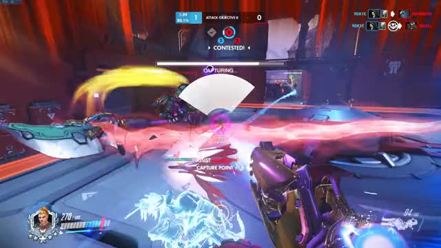 Watch and share Overwatch GIFs and Zarya GIFs by noggindidathing on Gfycat