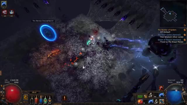 Watch Replay 2018 11 17 08 42 09 GIF by @bulbik on Gfycat. Discover more pathofexile GIFs on Gfycat