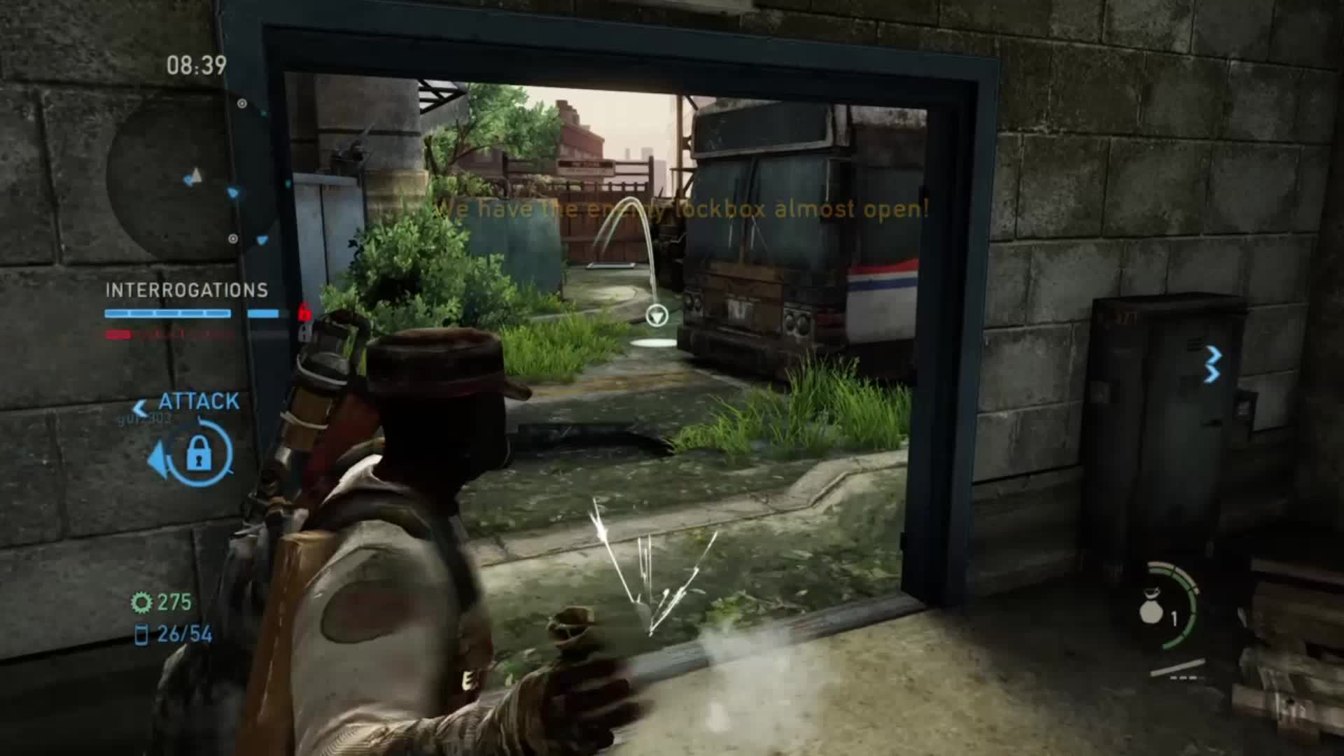 thelastofusfactions, [GIF] Impeccable launcher defense (reddit) GIFs