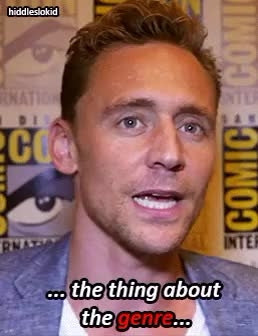 Watch and share Current Sexuality GIFs and Tom Hiddleston GIFs on Gfycat
