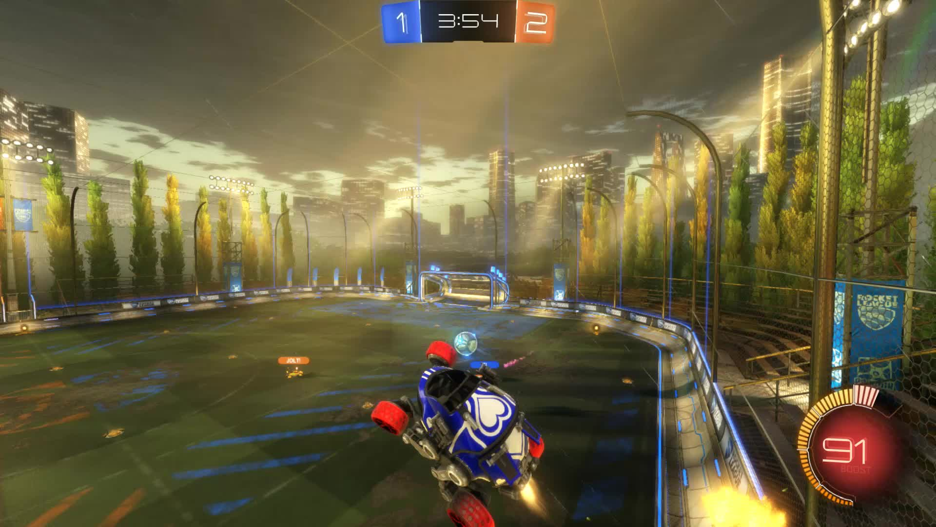 Gif Your Game, GifYourGame, Goal, Lion, Rocket League, RocketLeague, Goal 4: Lion GIFs