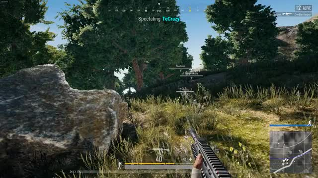 Watch and share Vlc-record-2017-12-17-15h49m17s-PLAYERUNKNOWN GIFs on Gfycat