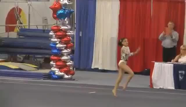 Watch and share Gymnastics GIFs and Loveher GIFs on Gfycat