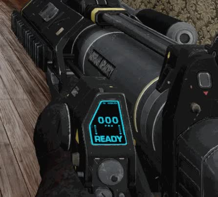 Watch and share Grenade Status Display V3 Showcase GIFs by gearshift on Gfycat
