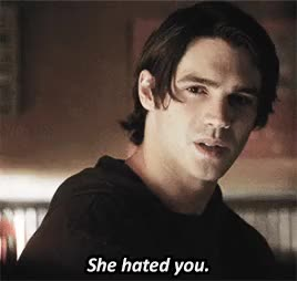 Watch Not exactly. GIF on Gfycat. Discover more *500, bamon, bamon edit, bamon shippers club, bonnie bennett, damon salvatore, jeremy gilbert, my edits, my gifs, oops i forgot to tag jeremy haaah sorry bb, otp: let's get awkward, tvd edit GIFs on Gfycat