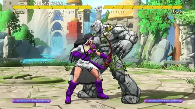 Watch Fantasy Strike 2018-01-09 21 28 42 GIF by Mitarashi Dango (@mienaikage) on Gfycat. Discover more Fantasy Strike, Jaina GIFs on Gfycat
