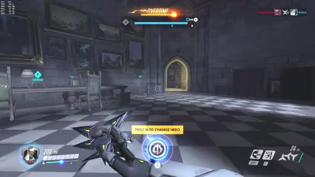 Watch and share Overwatch GIFs by istanley on Gfycat