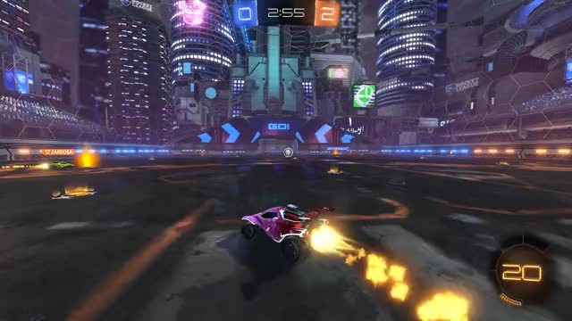 Watch and share Rocket League 01.26.2018 - 17.02.27.04 GIFs on Gfycat
