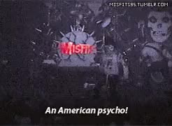 Watch and share American Psycho GIFs and Michale Graves GIFs on Gfycat