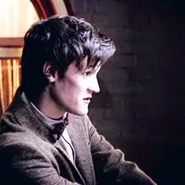 Watch and share Eleventh Doctor GIFs and Doctor Who GIFs on Gfycat