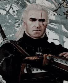 Watch and share Geralt Witcher GIFs on Gfycat