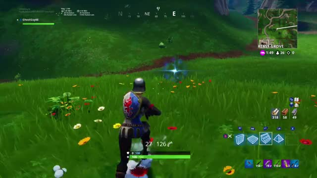 Watch this GIF by Gamer DVR (@xboxdvr) on Gfycat. Discover more FortniteBattleRoyale, GhostGuy88, xbox, xbox dvr, xbox one GIFs on Gfycat