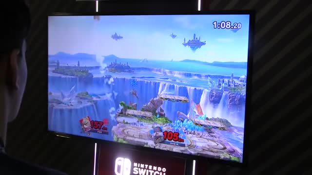 Watch and share Ledge Attack Parry To Punish GIFs on Gfycat